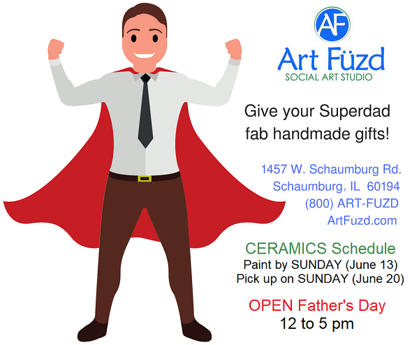 Happy Father's Day from Art Füzd!