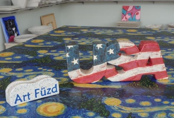 Happy 4th of July from Art Füzd!