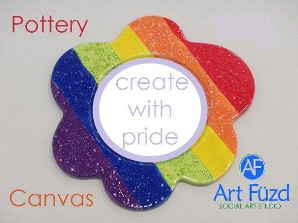 We're celebrating Pride at Art Füzd!