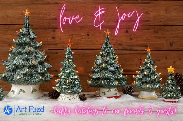 Happy Holidays from Art Füzd!