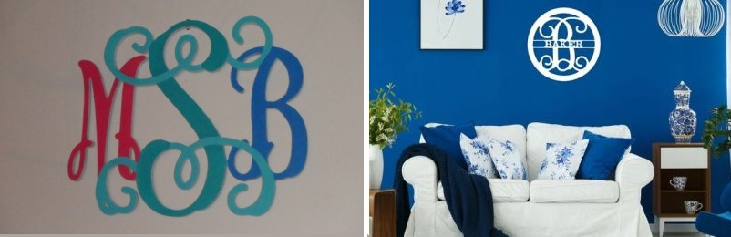Art Füzd Personalized Wall Art Wood Monograms