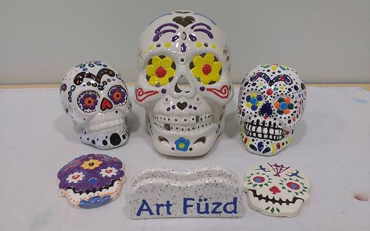 Art Fuzd Celebration 3 years in business