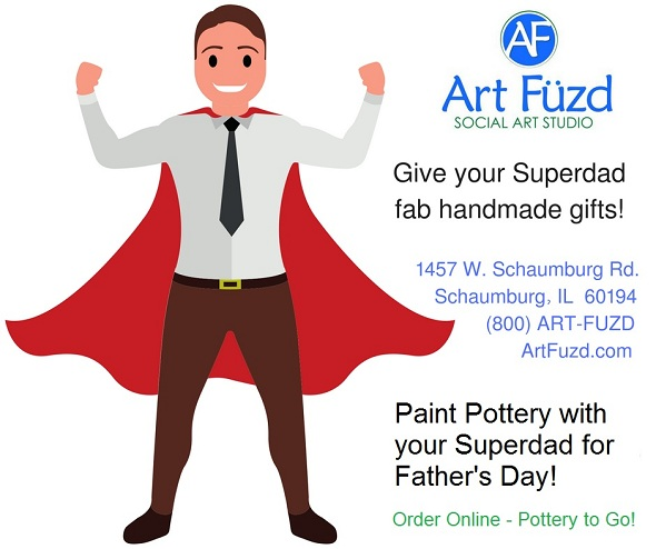 Happy Father's Day from Art Fuzd