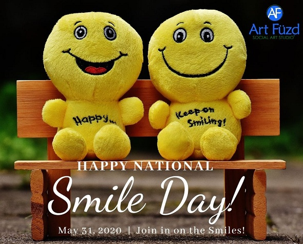 Happy National Smile Day!